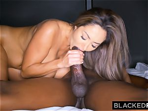 BLACKEDRAW Ava Addams Is plumbing big black cock And Sending pics To Her spouse