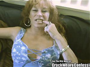Donkey Teeth crimson Head cougar violate superslut