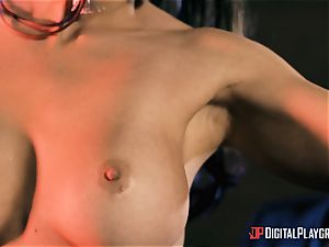Abigail Mac takes on the monster cock of Danny D