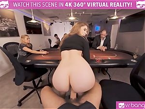 VRBangers.com-Busty honey is poking stiff in this agent
