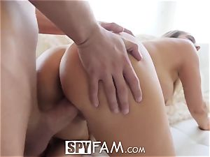 SPYFAM hottest Step mommy boink with Brett Rossi