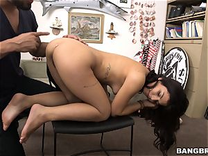 casting the splendid Gina Valentina