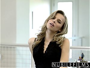 NubileFilms - Office biotch boinked Till She bursts