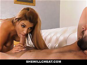 SheWillCheat - hot cheating wifey revenge ravaging