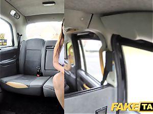 fake cab Thai massagist with phat knockers works her magic