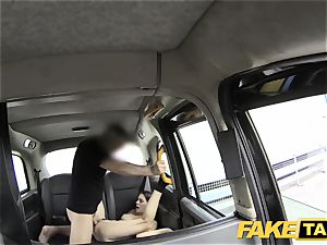 faux taxi innocent yankee woman gets booty ravaged
