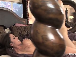 Capri Cavanni gets her gash penetrated
