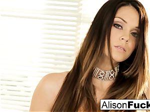 big tittie Alison teases