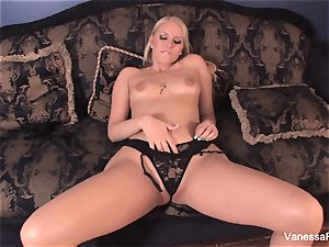 domme Vanessa tells you to jack off and cum
