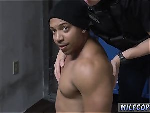 blond milky underwear rectal first time Purse Snatcher Learns A Lesboss s sonnie