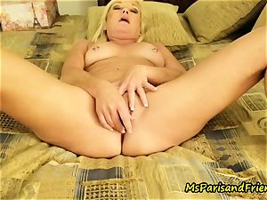 ass fucking fucktoy orgasms with Ms Paris Rose