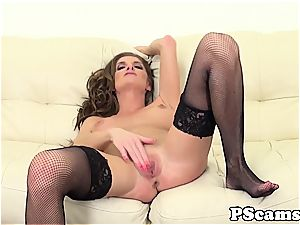 lovely mummy smashing on cam