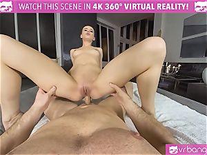 VRBangers.com lithe Jill Will spread Her appetizing muff