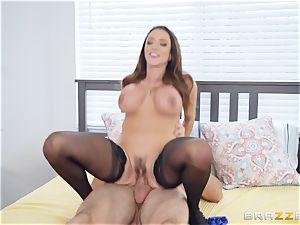 super-sexy babe Ariella Ferrera banged stiff