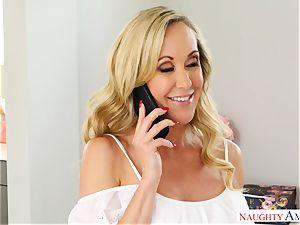 Brandi love - cuckold wifey pulverized firm