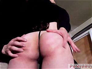 Deutsch hard-core and bondage & discipline handballing dual very first time Kyra Rose in Military fucky-fucky Pripal s