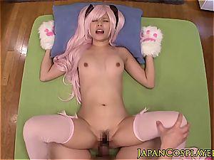 chinese anime stunner Rina Rukawa pussyfucked