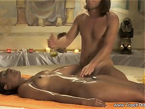 intimate relieving rubdown For doll