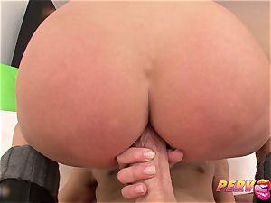 PervCity Alanah Rae massive jugs Cowgirl