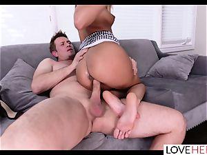 LoveHerFeet - My stunning secretary luvs Her soles deepthroated